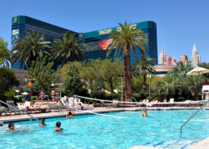 MGM Grand Pools Las Vegas评论